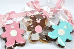 #Galletas ositos - Bear cookies
