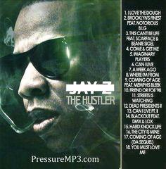 Jay Z - The Hustler Mixtape MP3 Download - $3.00 #onselz
