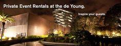 Activities -------------------------------------Museum--------------------------------------de Young Museum