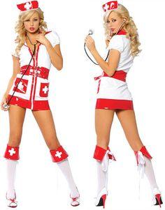 What's new @ www.sexyheksielingerie.com 4 Piece Flirty Nu... Follow link http://sexyheksie.myshopify.com/products/flirty-nurse-adult-womens-costume-lb-l1225?utm_campaign=social_autopilot&utm_source=pin&utm_medium=pin