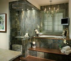 like the style of this bath...would pic different colors though