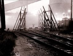 Movie Sets And Backgrounds. Roadside Picnic, Human Environment, Other Space, The Spectator, Far Away, Cinematography, One Pic, Railroad Tracks, Mystic