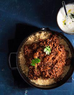 10 x paras jauheliharuoka – koko perheen suosikit - Kotiliesi. Iron Pan, Couscous, Grains, Beef, Dishes, Bolognese, Food, Meat, Tablewares