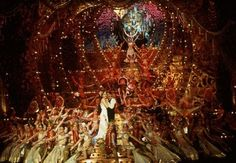 One of my favorite movies of all time...Moulin Rouge Finale