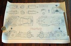Il Tempo Gigante blueprint - Google Search