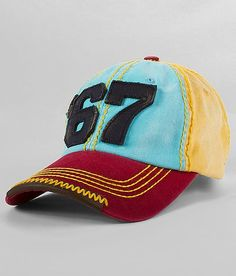 c0e209b13ae Washed Hat - Women s Hats in Yellow Red Mint