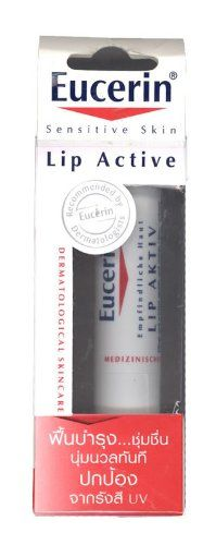 Eucerin Ph5 Sensitive Skin LIP Active Protector Labial 48 g ** More info could be found at the image url.