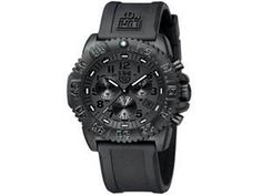Luminox Evo Navy Seal Blackout Chrono