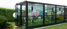 shipping container entertainment - Google Search