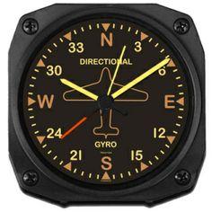 Vintage Gyro Alarm clock