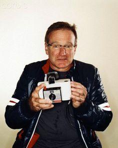 Robin Williams ca. 2002 © Erin Patrice O'Brien/Corbis