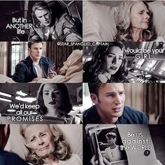 This hurts what is left of my heart Peggy Carter, Agent Carter, Captin America, Divided We Fall, In Another Life, United We Stand, And Peggy, Star Spangled, Steve Rogers