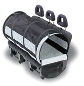 Pet Tube Car Kennel