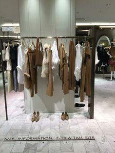 Rack Design, Store Design, Hanger Rack, Visual Merchandising, Wardrobe Rack, Showroom, Retail, Display, Interior Design