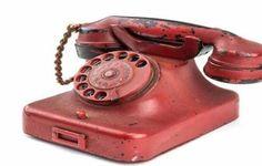 Attualià: Telefono Rosso di Adolf Hitler in vendita ad un prezzo altissimo