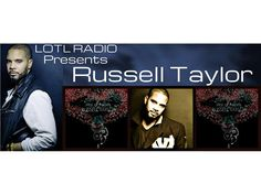 LOTL Radio Welcomes Russell Taylor. Debuts his hit song ' War Of Hearts ' 12/12 by LOTLRADIO THE QUIET STORM | Entertainment Podcasts
