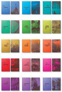 16 Louis Vuitton City Guide 2014