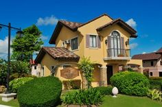New home designs: Italian styles homes designs.