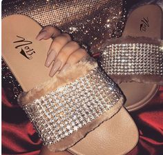 Find images and videos about fashion, shoes and luxury on We Heart It - the app to get lost in what you love. Cute Sandals, Sport Sandals, Bling Sandals, Forever21, Sock Shoes, Shoes Heels, Flat Shoes, Ballet Shoes, Shoe Boots