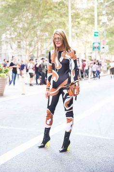 Anna Dello Russo. Photo: KDV/Fashionista