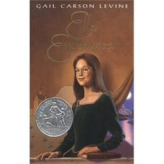 Ella Enchanted by Gail Carson Levine. I've read this book five times!