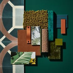 3 examples of how to research trends with mood boards with Bree Leech via Eclectic Trends