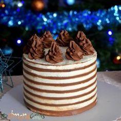 Prajitura Pompadour - un deliciu de demult - simonacallas Chocolate Caramel Cheesecake, Snickers Cheesecake, Red Velvet Cheesecake, Best Pastry Recipe, Pastry Recipes, Cake Recipes, Chocolate Cake With Coffee, Chocolate Lovers, Coffee Cake