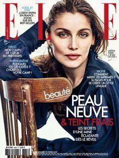 Elle France 20th February 2015 | Laetitia Casta by Andreas Sjödin