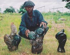 Shona Sculpture, African Art, Garden Sculpture from Africa In Stone