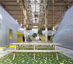 ector hoogstad architecten convert steel plant into offices