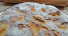 Αυτή τη μηλόπιτα θα τη λατρέψετε. Για την εύκολη, γρήγορη και ξεκούραστη παρασκευή της! Για την ελαφριά - απίστευτη γεύση της!! Γιατί 1 φο... Bread, Food, Brot, Essen, Baking, Meals, Breads, Buns, Yemek