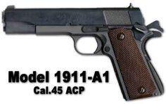 M1911a1, 45 Acp, Columbus Ohio, Apc, Shotgun, Firearms, Hand Guns, Knives, It Works