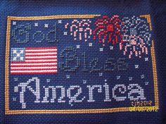 Colleen's Cross Stitch...