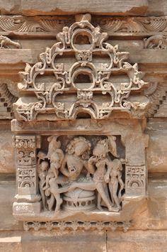 Harshat Mata Temple, Abhaneri, Rajasthan, India
