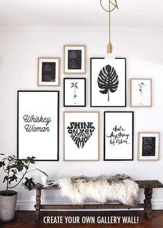 Willie Nelson an der Wand, Western, Print, Zitat, Wall Gallery # 15 - - Poster - dekoration Industrial Wall Art, Vintage Industrial Decor, Creative Wall Decor, Creative Walls, Willie Nelson, Reproductions Murales, Rock Posters, Art Mural, Art Art