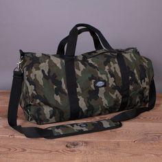 Sportowa torba Dickies Austin w barwach moro / www.brandsplanet.pl / #dickies streetwear