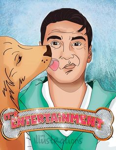 It's Entertainment : Movie Poster