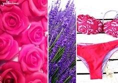 Inspirations from nature for the new Justmine collection #justminesrl #newcollection #SS2016 #beachwear #madeinitaly