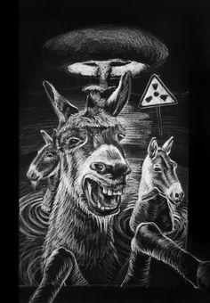 """""""Des ânes et des pétards"""""""