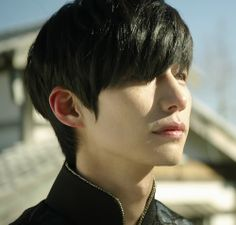 Song Jae Rim as Mo Il Hwa  in Inspiring Generation from  http://place247.tumblr.com/