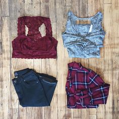 Plaid and layers for fall