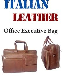 Good quality Italian leather bag at leather bags market  www.bagsmarket.in