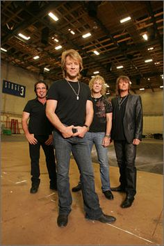 Bon Jovi Band | 14 February 2008 07:31 am