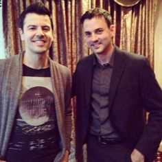 Jordan and Tommy Page
