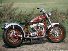 Indian motorcycles remain the very first and very best motorcycles ever made!! :) I want one so bad!!