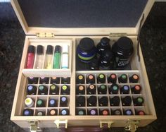 Essential Oils Stoarge Box