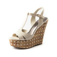 Shop for Womens Madden Girl Heidi Wedge in Cream at Shi by Journeys. Shop today for the hottest brands in womens shoes at Journeys.com.