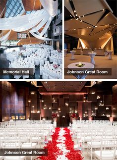 Minneapolis Wedding Receptions — McNamara Alumni Center