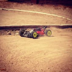 Rc car buggy Xray