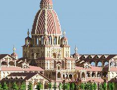 Ka2stgo's Mansion Minecraft World Save